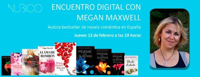 Encuentro digital_Megan Maxwell_otra foto_tamaño