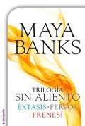 trilogía sin aliento maya banks