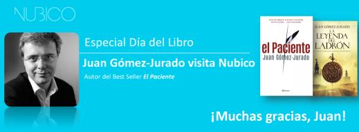 encuentro digital con Juan Gómez-Jurado