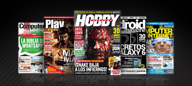 revistas imagen