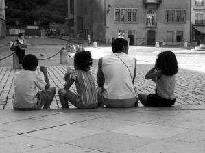 niños verano