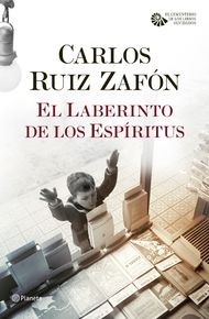 El laberinto de los espíritus - Carlos Ruiz Zafón - Nubico